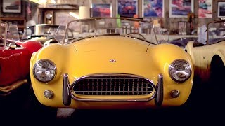 Is This The Most Awesome Private Garage Ever? Meet Mr Cobra - Carfection
