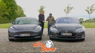 Brugt Tesla  - Noget der DUR - eller gør dig SUR? Hvad vælger DU?