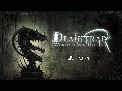 Deathtrap - PS4 Release Trailer