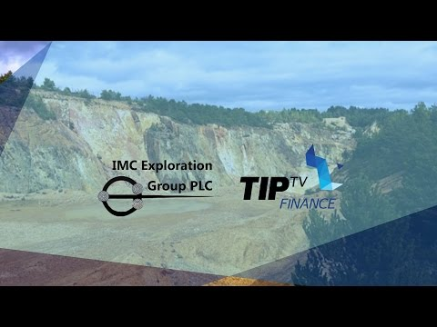 IMC Exploration Group: CEO Interview - Leveraging From Irish Mining Sector Revival