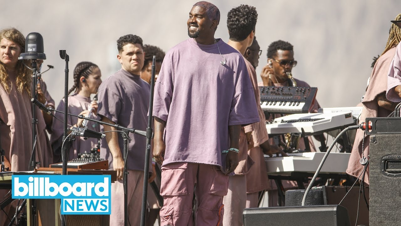 Kanye West Sets Date for 'Jesus Is King' - Watch to Find Out When It's Dropping! | Billboard News