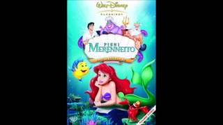 Pieni Merenneito-Aalloissa Siis  - The Little Mermaid - Under The Sea - Finnish 1989 - (Soundtrack)