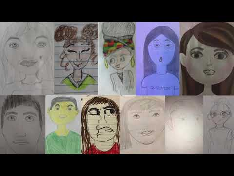 MacFarland Middle School - Distance Learning Virtual Art Show