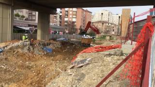 Cr3 Marmaray Atalar İstasyon İnşaatı 25/02/2017