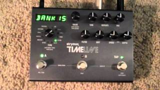 Strymon Timeline - Failure Segue 3 and Magnified