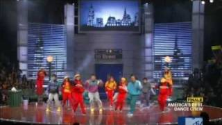 Quest Crew & Beat Freaks - Final Performance (Madcon - Beggin)