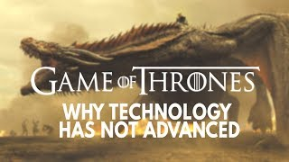 Why TECHNOLOGY has not Advanced in GAME OF THRONES   TV Tech