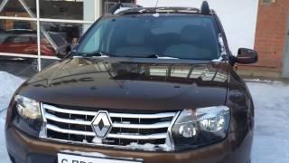 Купить Рено Дастер (Renault Duster) MT 2 л. 2013 г с пробегом бу в Саратове Автосалон Элвис Trade in