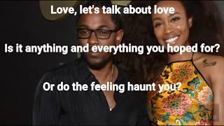 Kendrick Lamar, SZA - All The Stars (Lyrics /) ✔