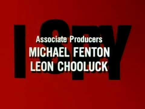 196768 Television Season 50th Anniversary: I Spy