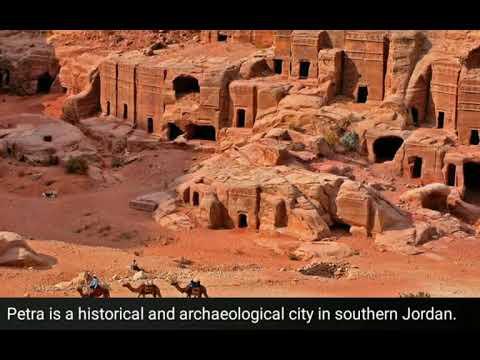 Petra   Jordan   Wanderers Travel Guide