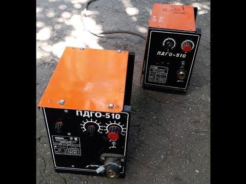 ПДГО-510 Селма - ремонт, модернизация, краткий обзор подающего механизма с источником ВДУ-601С.