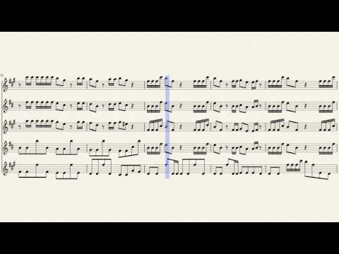 Smooth Criminal Sax Quintet