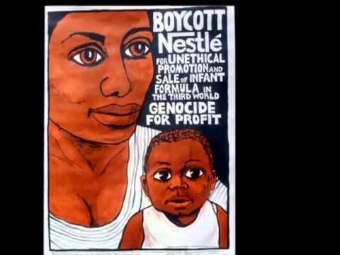 boycotting the baby killers nestle and the ongoing infant formula controversy