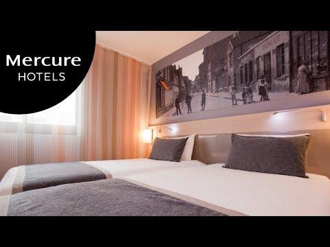 Hotel Mercure Paris 15 Porte de Versailles