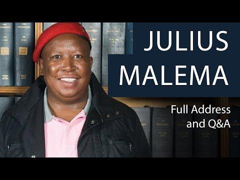 Julius Malema |