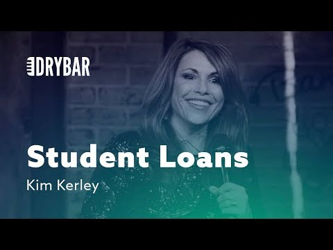 How To Get Out Of Student Loans. Kim Kerley