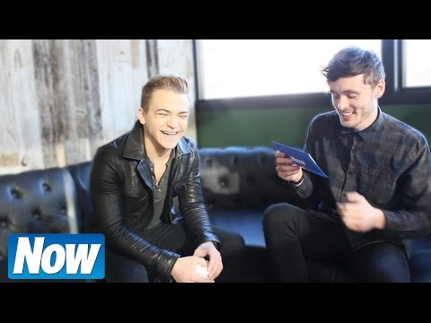 Pranking Hunter Hayes!