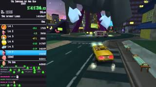 The Simpsons: Hit & Run - 100% Speed Run - 3:55:14 (WR)