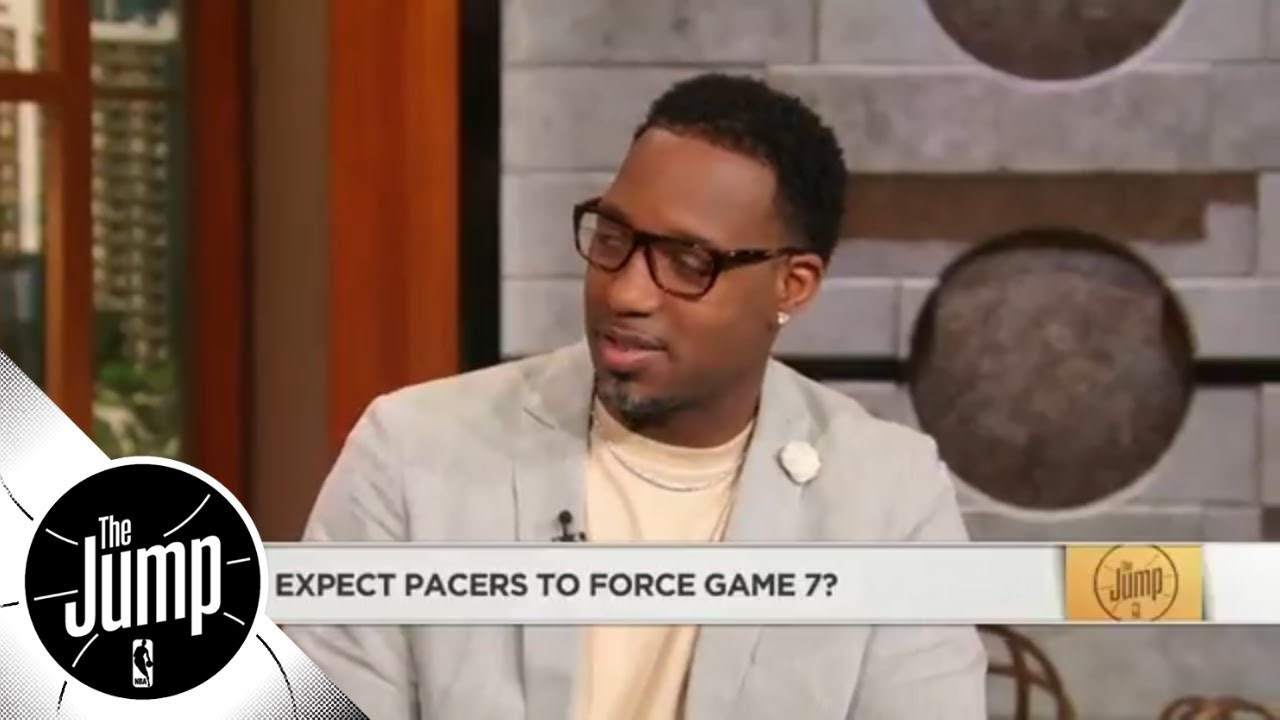 Tracy McGrady thinks Pacers will force Game 7 vs. LeBron James and Cavaliers | The Jump | ESPN