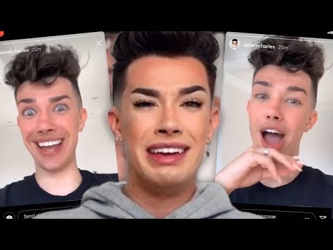 James Charles Tour CANCELED After Tati Drama! thumbnail