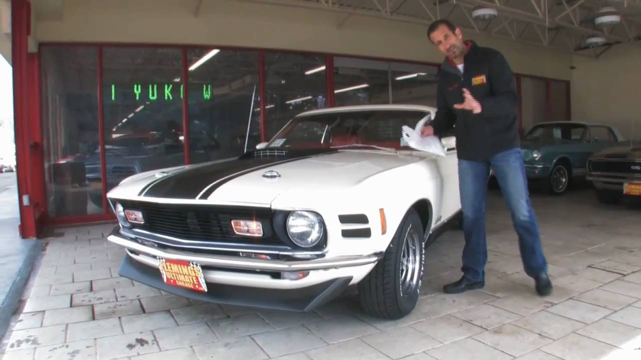 1970 Ford Mustang Mach 1 For Sale With Test Drive Driving