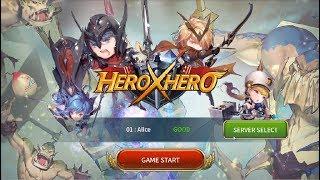 Hero x Hero - Game Mobile Nhập Vai Hành Động Chibi
