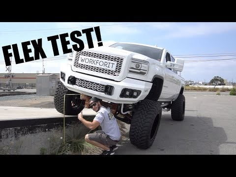 HOW MUCH CAN MY DURAMAX REALLY FLEX?!