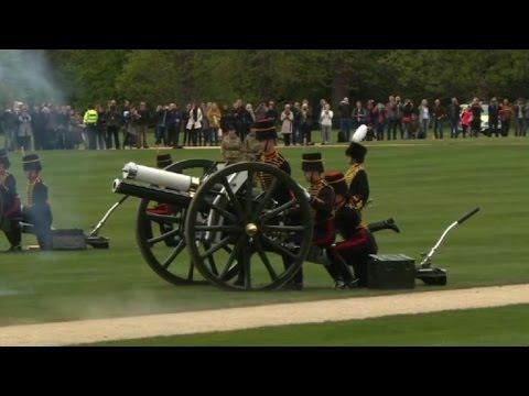 Isabel II de Inglaterra cumple 91 años