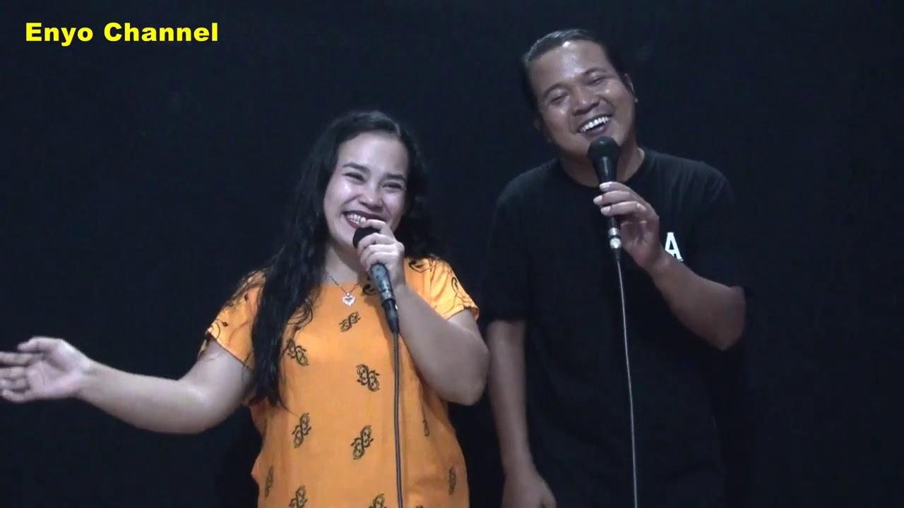 Cover Ceu Renren Ft Enyo ajah | MEDLEY dangdut,wow suara Ceu Renren 😍
