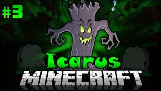 SCHATTENWALD der FINSTERNIS?! - Minecraft Icarus #03 [Deutsch/HD]