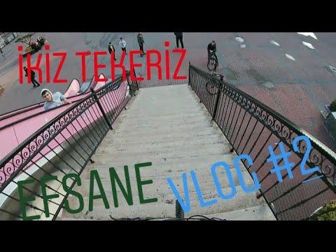 Bisiklet Vlog #2 (EFSANE)