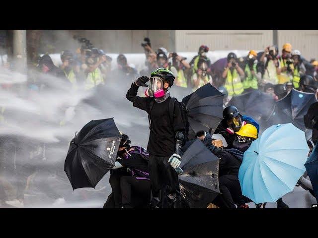9/15 海峡论谈 完整版 - 香港反送中歌与旗 凝聚士气还是危险游戏?白宫内斗风暴升级 鹰派博尔顿出局谁得益?