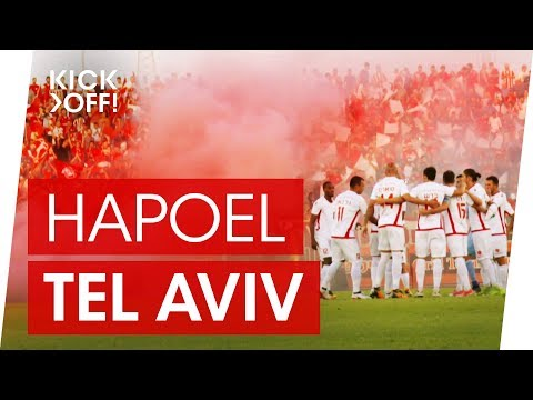 Hapoel Tel Aviv: A bridge between Jews and Arabs in Israel