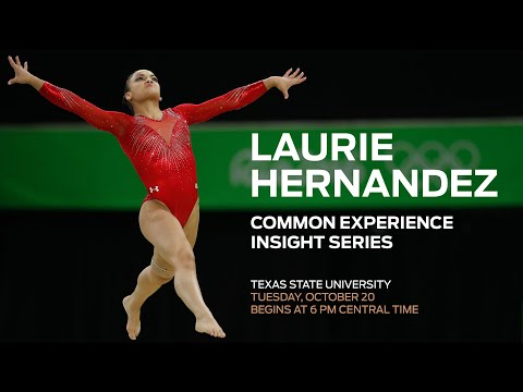 Laurie Hernandez: Common Experience Insight Series