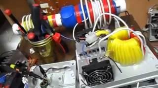 Инвертор Пуш Пул для генератора