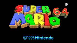 Super Mario 64 Music - Haunted House (Big Boo
