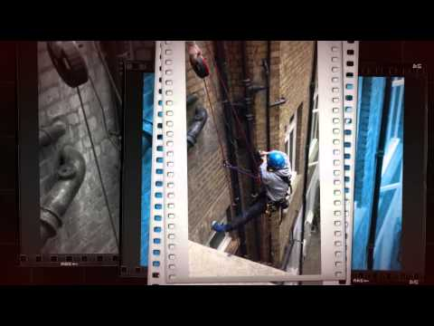 Industrial Rope Access Contract Abseiling LONDON