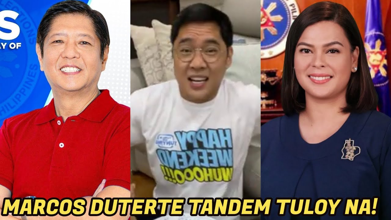 KATOTOHANAN sa TAMBALANG BBM Bongbong Marcos at Sarah Duterte