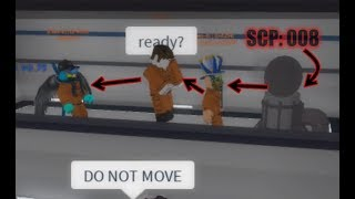 Roblox SCP: 008 Test
