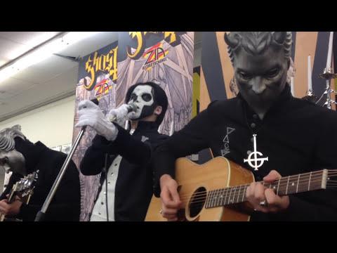 Ghost - Jigolo Har Megiddo (Live in Phoenix, AZ) @ Zia Records Unholy/Unplugged Tour 2015