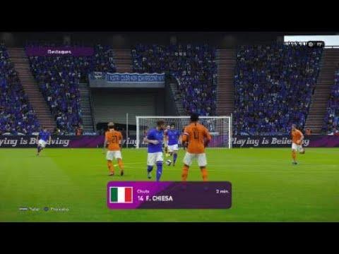 Italia X Holanda Youtube