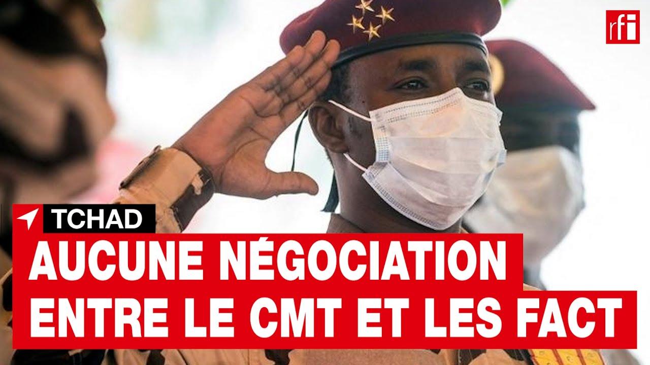 Download Tchad : le Conseil militaire de transition refuse de négocier avec les rebelles du Fact