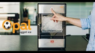 Enjoy the Soccer Games with Opal Nugget Ice