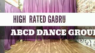 High | Rated Gabru | Varun Dhawan | Raghav | Punit Dance choreography ABCD Group