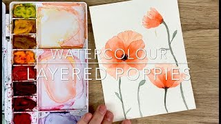 Here are the watercolour materials that i use!paint palette: usa- https://amzn.to/2ufo9s8 canada- https://amzn.to/2tsuaxh arches paper...