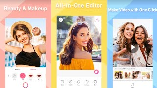 How to Use Sweet Selfie - Beauty Camera Best Photo Editor Android 2020 screenshot 4
