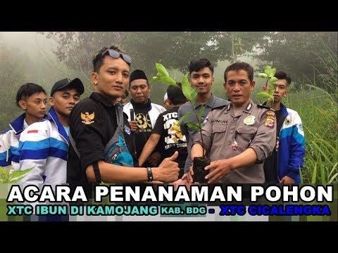 Acara Penanaman Bibit Pohon XTC IBUN Di Kamojang (Kabupaten Bandung)