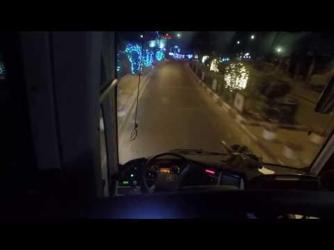 Touristique Express, depart de Douala Bus Prestige de 4h du matin
