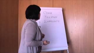 мастер-класс Елены Королёвой, как выбрать дизайн сайта?